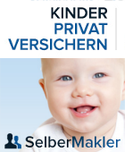 Kinder privat versichern