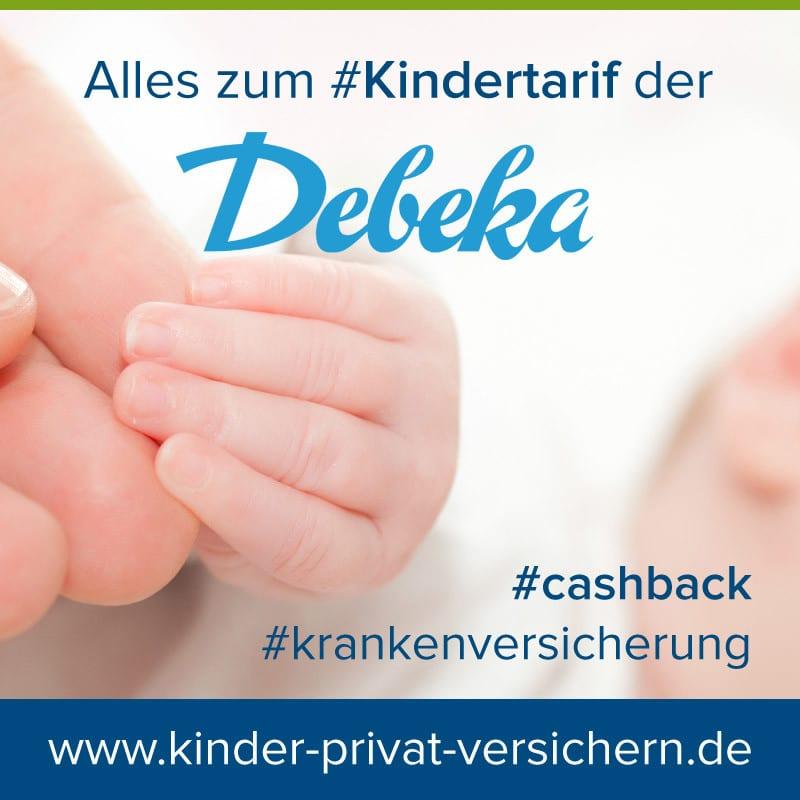 Debeka Fur Neugeborene Pkv Kindertarife Mit Cashback