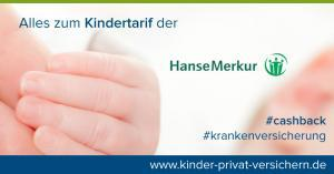 HanseMerkur Kindertarif