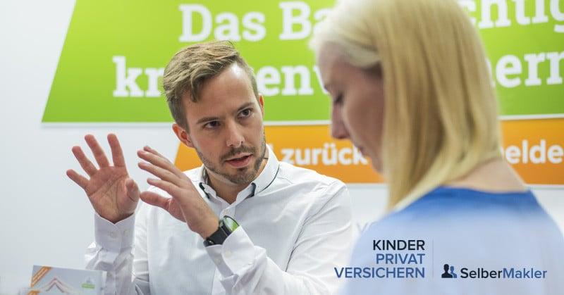 Freikarten zur BabyWelt Stuttgart: Die richtige Krankenversicherung für das Kind