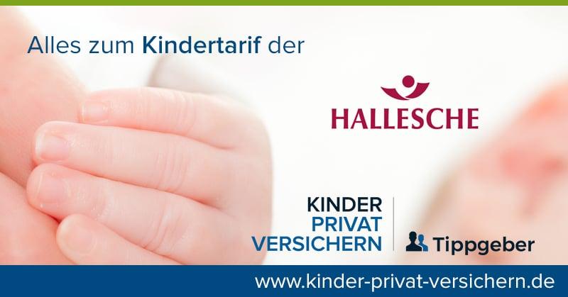 Die Kindertarife der Halleschen: Kind anmelden