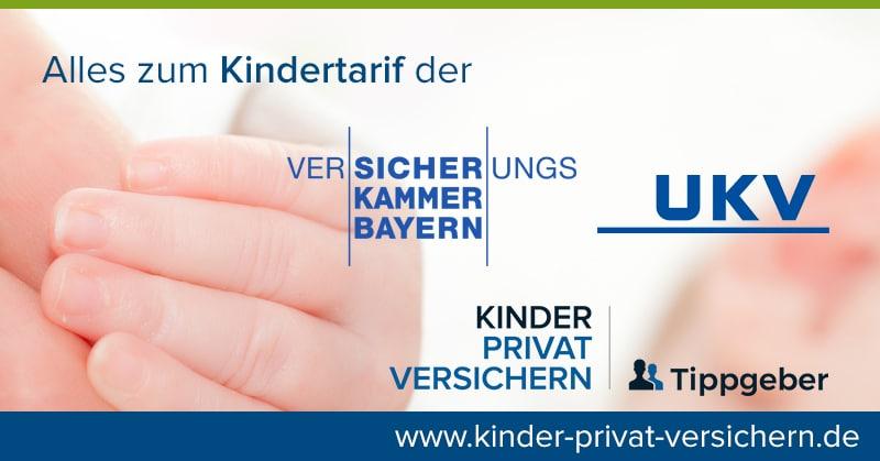 Bayrische Beamtenkrankenkasse (BBKK) und Union Krankenversicherung (UKV): Aktuelle Kindertarife