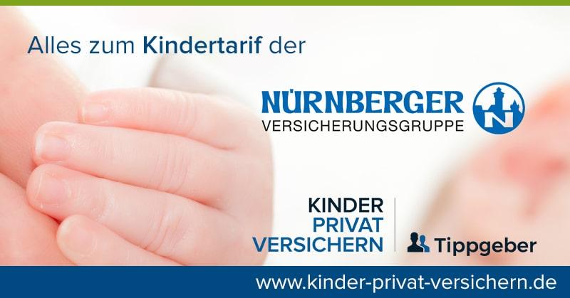 Privat krankenversichert bei der Nürnberger: Kind mitversichern