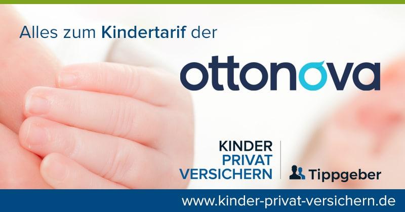 Die PKV-Kindertarife der Ottonova Krankenversicherung