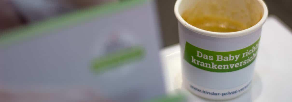 Kinderkrankenversicherungen und Kaffee: Das ist alles, was wir machen
