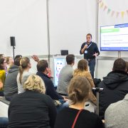 Markus Herrmann Workshop BabyWelt Frankfurt Kind gesetzlich oder privat versichern