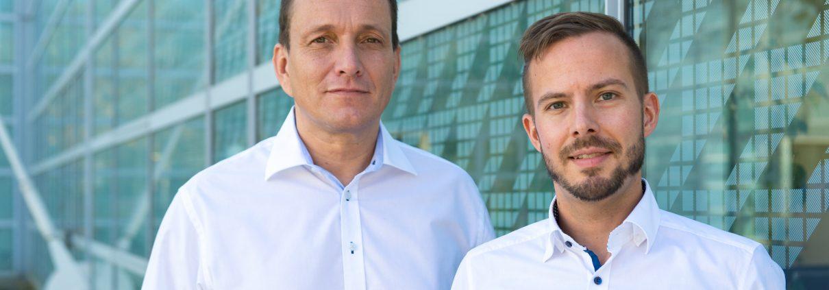 Christoph Huebner & Markus Herrmann