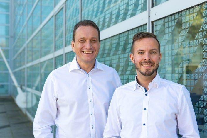 Markus Herrmann & Christoph Huebner