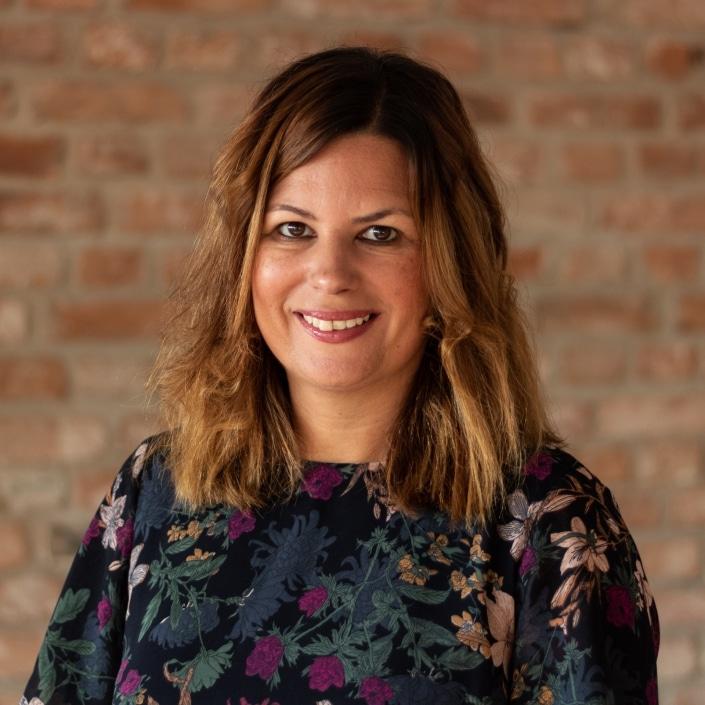 Anne-Katrin Mertens ist Kundenberaterin bei kinder-privat-versichern.de