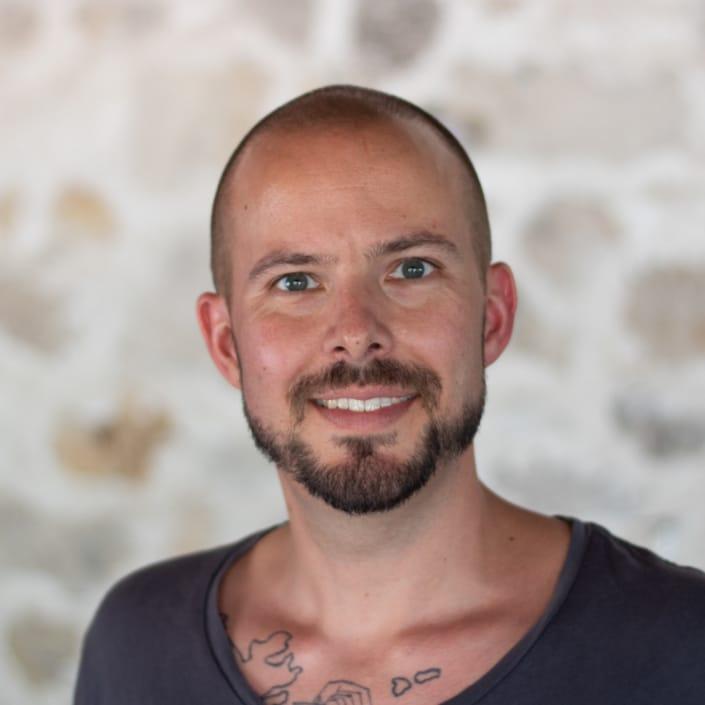 Christoph-Huebner, Geschäftsführer bei Leni, Leon & die Luchse